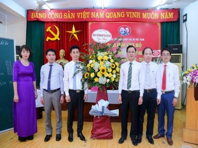 Đại hội lần thứ VI nhiệm kỳ 2020 – 2022 của Chi bộ trường Cao đẳng nghề Kỹ thuật - Mỹ nghệ Việt Nam