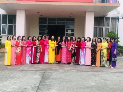 Chiếc áo dài – Nét đẹp văn hóa truyền thống của người phụ nữ Việt Nam