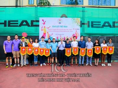 Giao lưu thể thao chào mừng 75 năm ngày HTX Việt Nam (11/4/1946 – 11/4/2021)