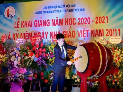 Lễ khai giảng năm học 2020 - 2021 và Kỷ niệm ngày nhà giáo Việt Nam 20/11