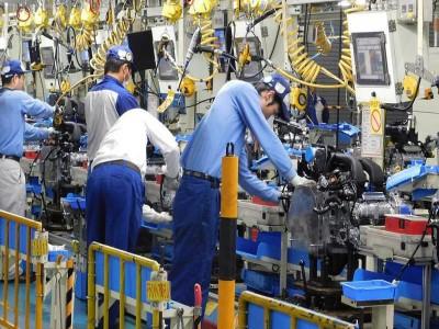 Tuyển  thợ cơ khí làm việc tại Nhà máy ở khu Công nghiệp phố Nối B, Hưng Yên