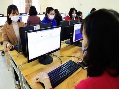 Triển khai đào tạo trực tuyến trong giai đoạn phòng chống dịch Covid.